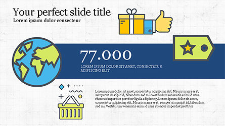 Project Launch Presentation Deck, Slide 6, 04345, Infographics — PoweredTemplate.com