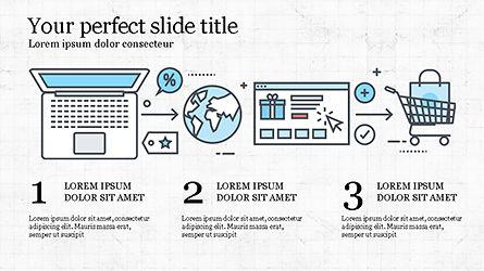 Project Launch Presentation Deck, Slide 8, 04345, Infographics — PoweredTemplate.com