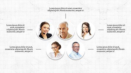 Organizational Charts: Organizational Charts Slide Deck #04346