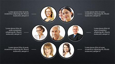 Organizational Charts Slide Deck, Slide 11, 04346, Organizational Charts — PoweredTemplate.com