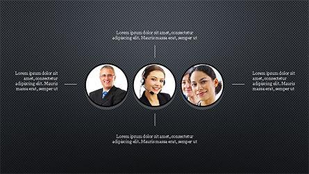 Organizational Charts Slide Deck, Slide 12, 04346, Organizational Charts — PoweredTemplate.com
