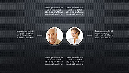 Organizational Charts Slide Deck, Slide 16, 04346, Organizational Charts — PoweredTemplate.com