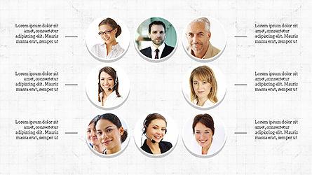 Organizational Charts Slide Deck, Slide 7, 04346, Organizational Charts — PoweredTemplate.com