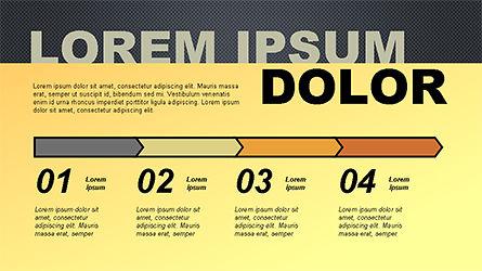 Report Slide Deck, Slide 16, 04349, Data Driven Diagrams and Charts — PoweredTemplate.com