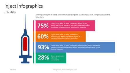 Infographics: Inject Infographics #04359