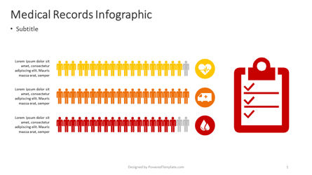 Infographics: Medical Records Infographic #04375