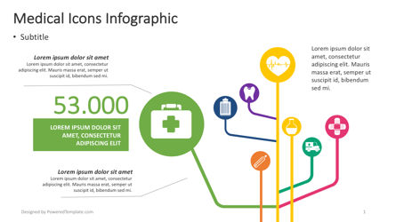 Infographics: Healthcare Icons Infographic #04382