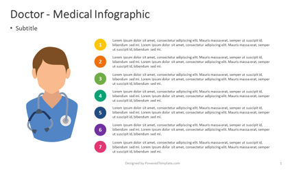 Infographics: Doctor - Medical Infographic #04387