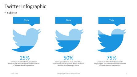 Infographics: Infographie twitter #04401