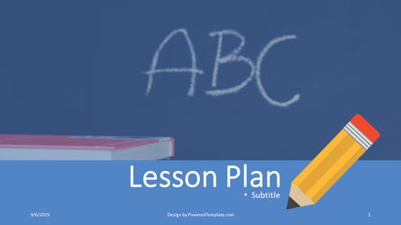 Education Charts and Diagrams: Lesplan #04414