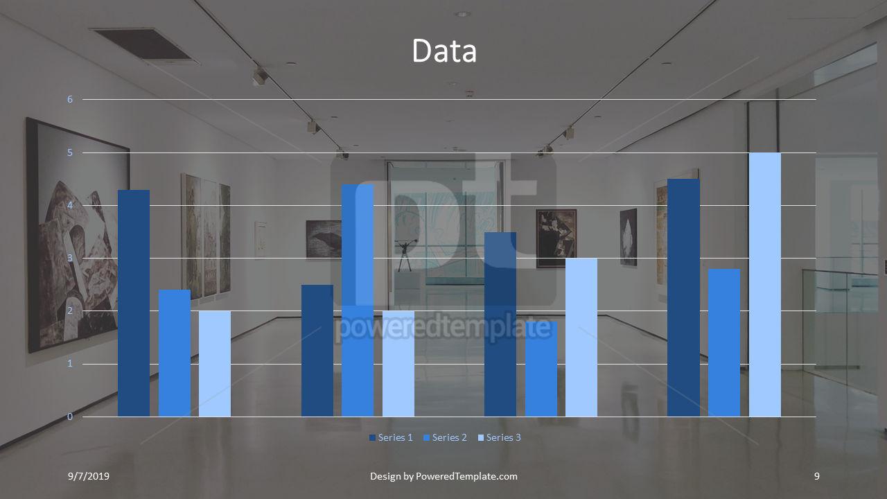 Nonprofit Art Project, Slide 9, 04417, Presentation Templates — PoweredTemplate.com