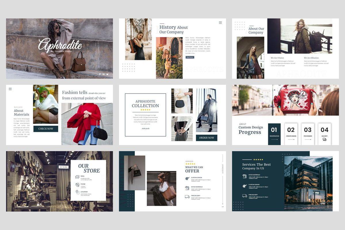 Bag- Fashion Google Slide Template, Folie 2, 04442, Business Modelle — PoweredTemplate.com