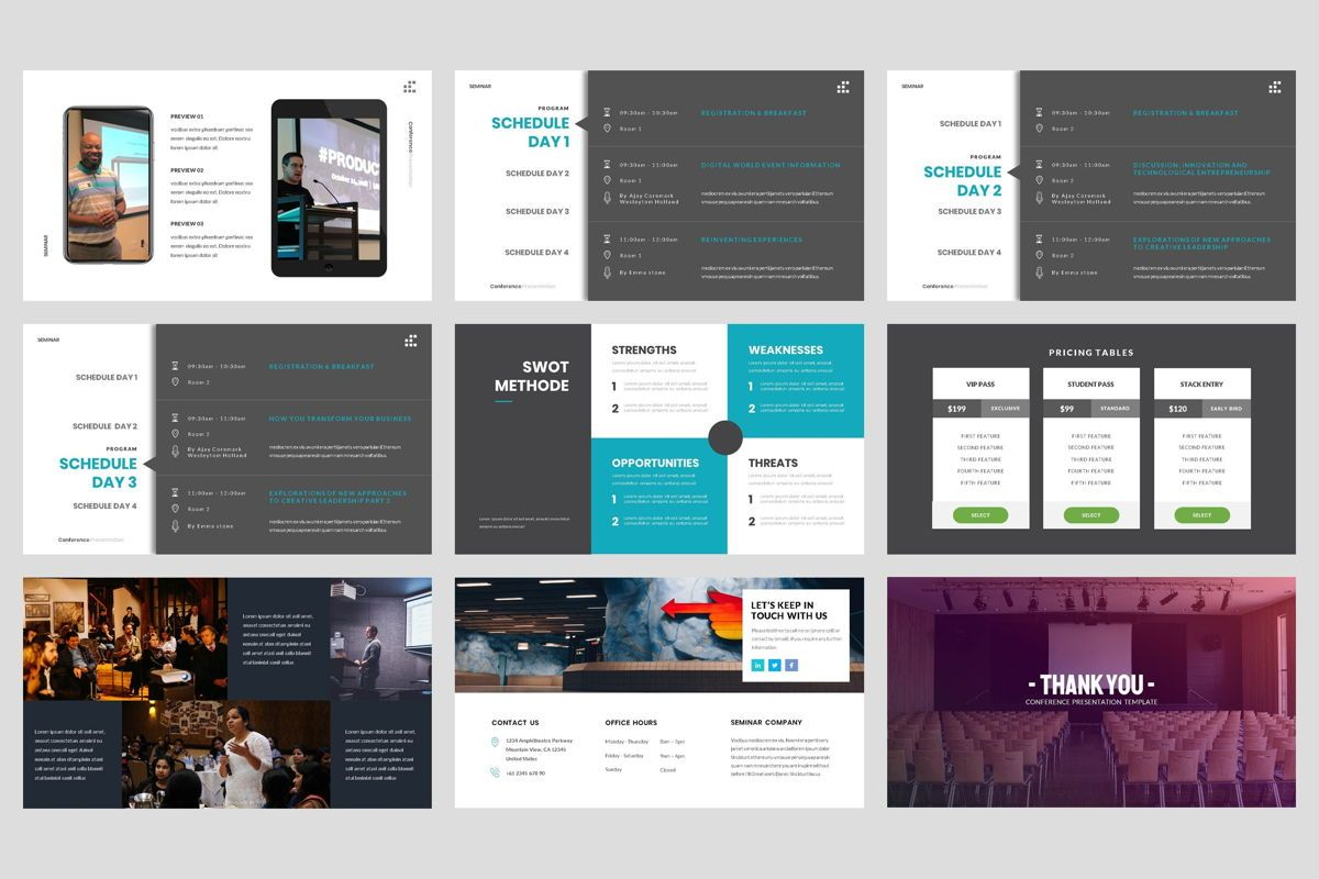 Guardian - Security Keynote Template, Slide 5, 04444, Business Models — PoweredTemplate.com