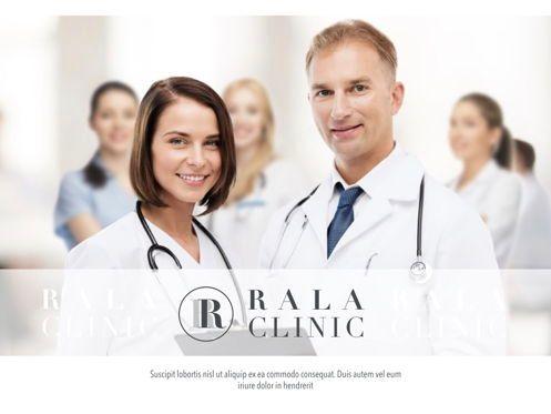 Presentation Templates: Clinical Keynote Presentation Template #04462