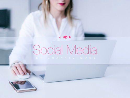 Presentation Templates: Social Expertise Keynote Presentation Template #04510