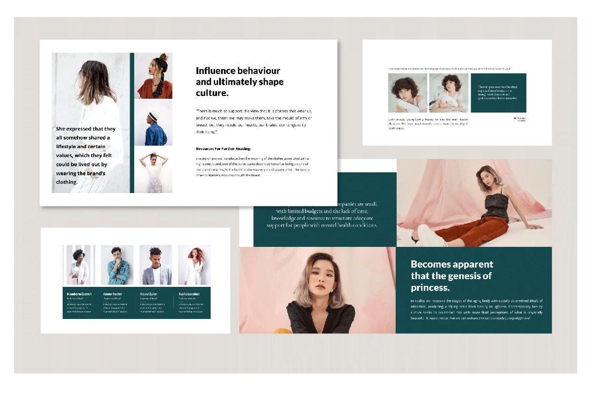 Categon - Google Slides, Slide 2, 04530, Presentation Templates — PoweredTemplate.com