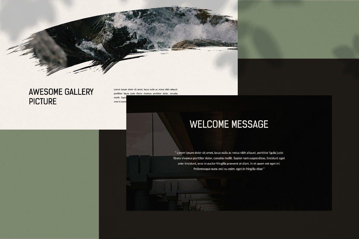 Darkness - Google Slides, Slide 4, 04531, Presentation Templates — PoweredTemplate.com