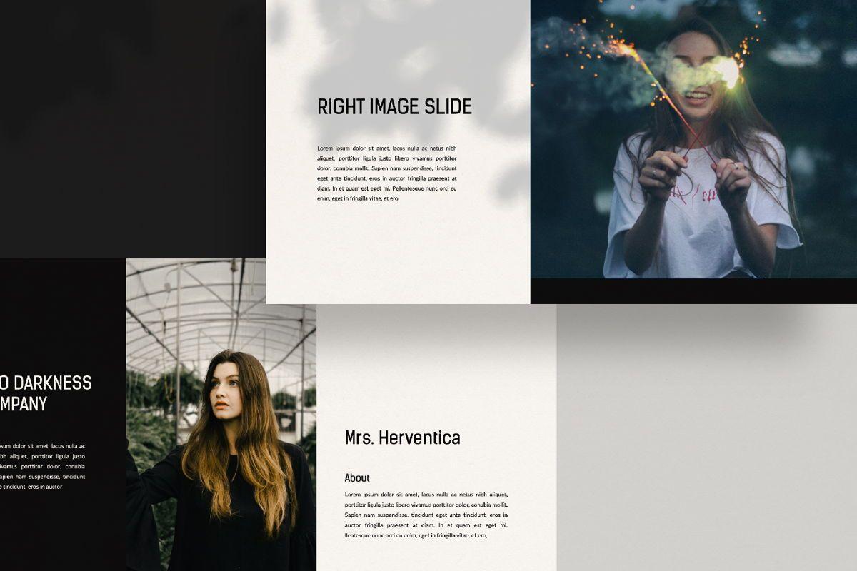 Darkness - Google Slides, Slide 7, 04531, Presentation Templates — PoweredTemplate.com