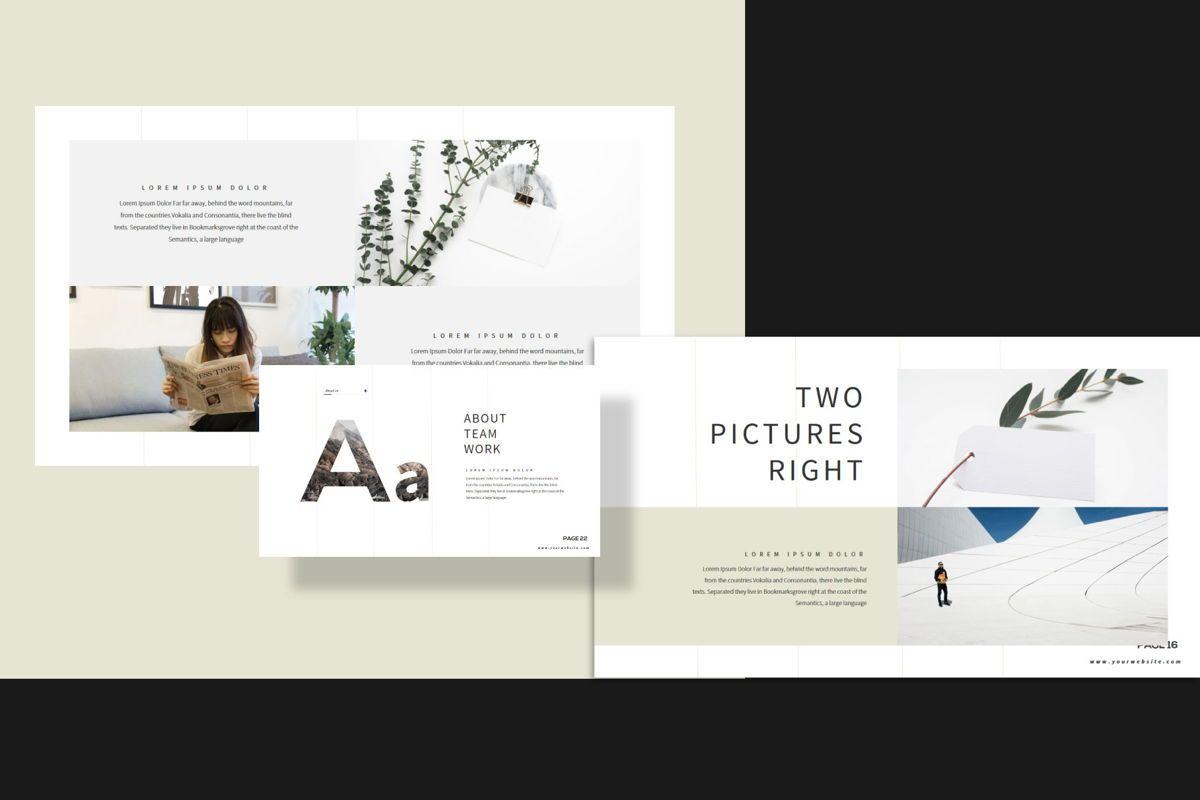 Branding - PowerPoint Template, Slide 4, 04532, Presentation Templates — PoweredTemplate.com