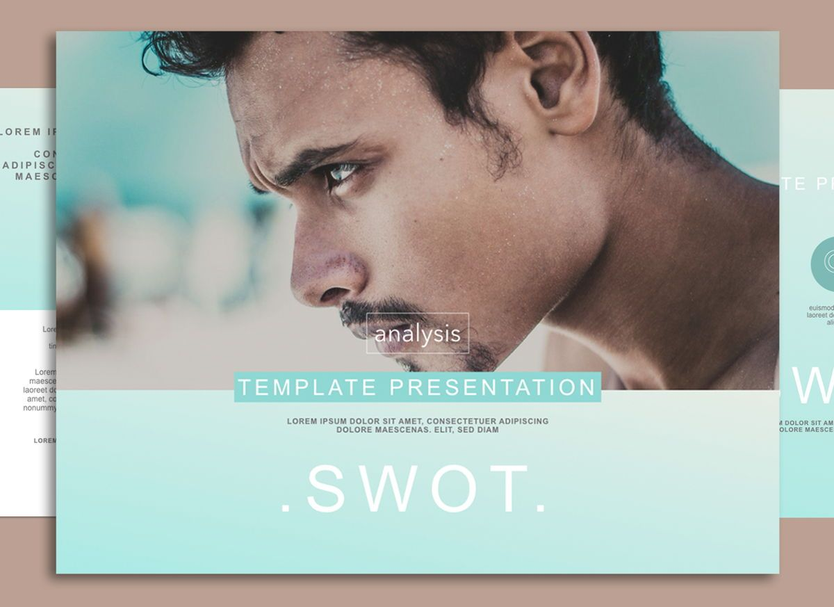 Concentrated Keynote Presentation Template, 04542, Presentation Templates — PoweredTemplate.com