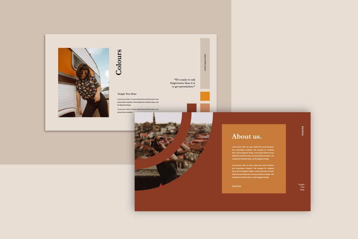Luciver - PowerPoint Template, Slide 4, 04543, Presentation Templates — PoweredTemplate.com