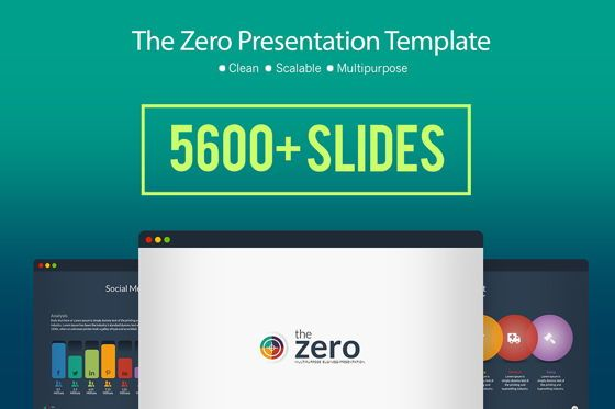 Business Models: Infographic Business PowerPoint Presentation Template #04545