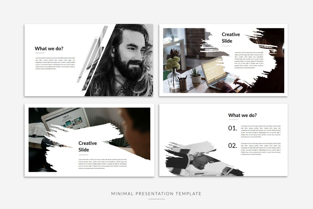 Genius - PowerPoint Template, Slide 4, 04549, Presentation Templates — PoweredTemplate.com