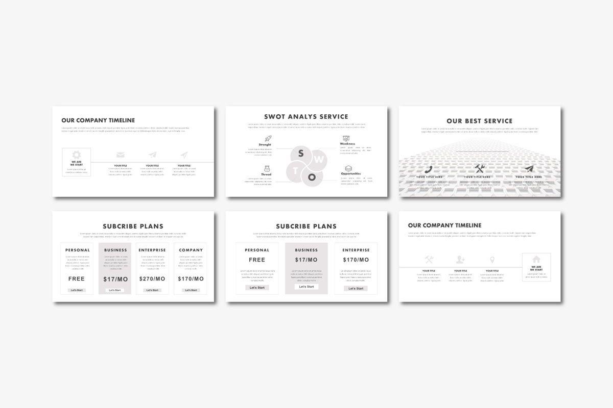 Blessing - PowerPoint Template, Slide 5, 04552, Presentation Templates — PoweredTemplate.com