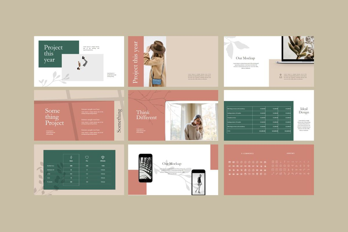 Aiden - PowerPoint Template, Slide 9, 04561, Presentation Templates — PoweredTemplate.com