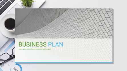 Business Models: Business Plan Presentation Template #04566