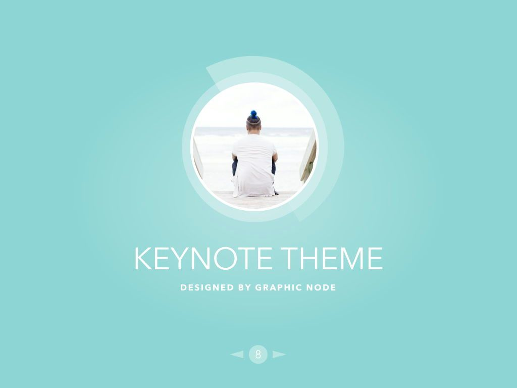 Bubbly Keynote Presentation Template, Folie 5, 04567, Präsentationsvorlagen — PoweredTemplate.com