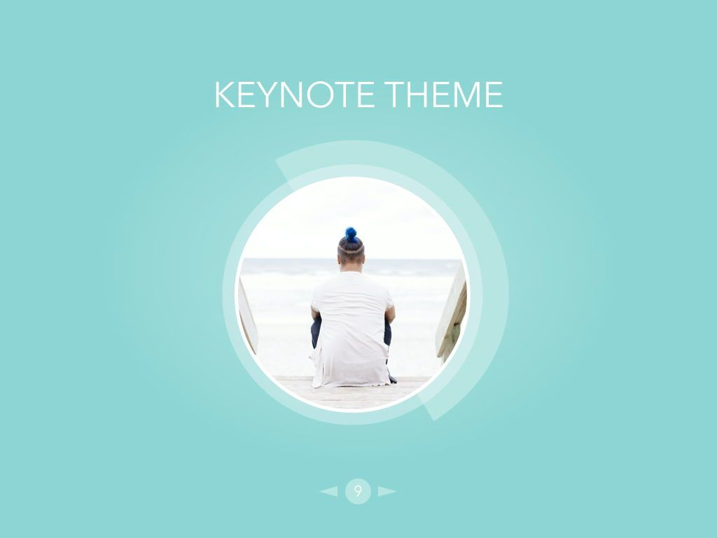 Bubbly Keynote Presentation Template, Folie 6, 04567, Präsentationsvorlagen — PoweredTemplate.com