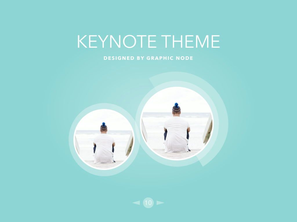 Bubbly Keynote Presentation Template, Folie 7, 04567, Präsentationsvorlagen — PoweredTemplate.com