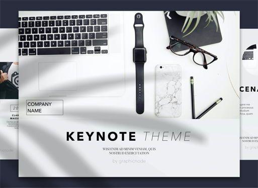 Presentation Templates: Conference 02 Keynote Presentation Template #04568