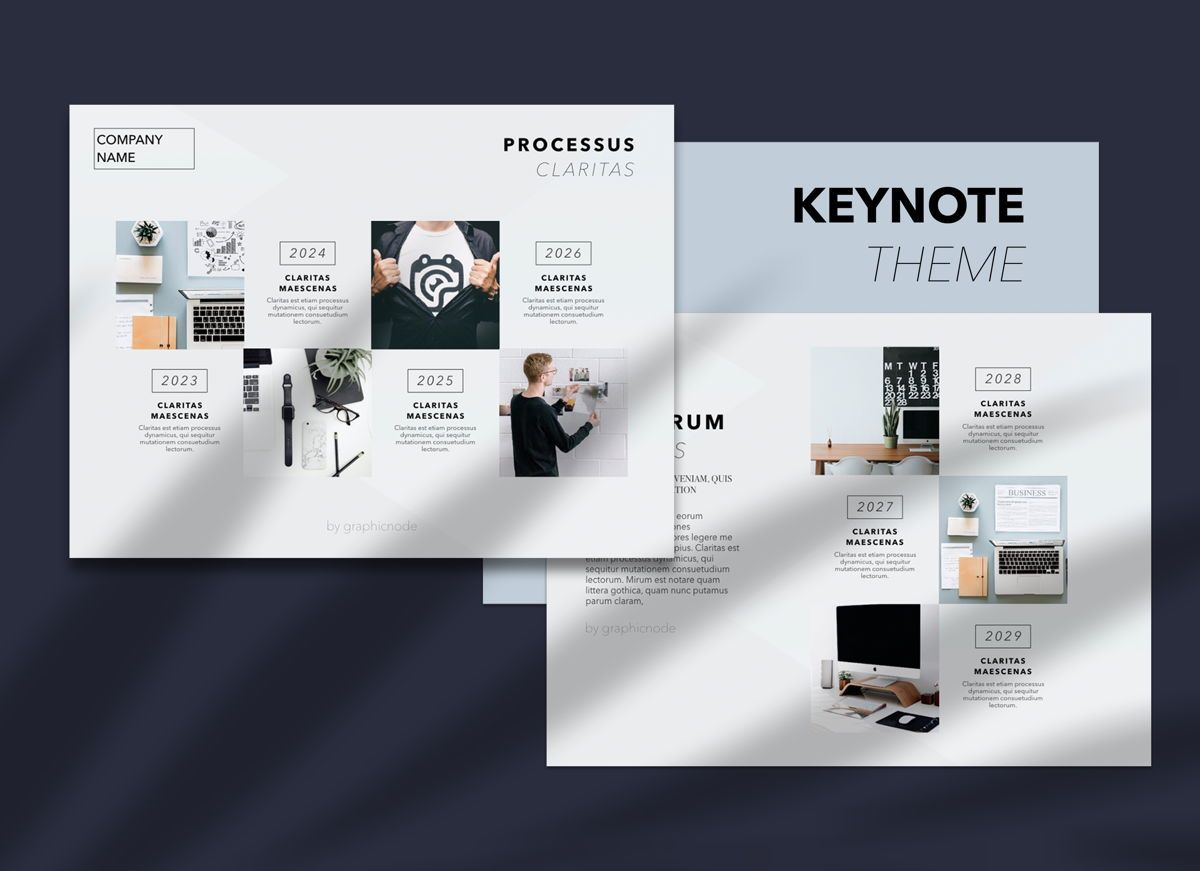 Conference 02 Keynote Presentation Template, Folie 3, 04568, Präsentationsvorlagen — PoweredTemplate.com