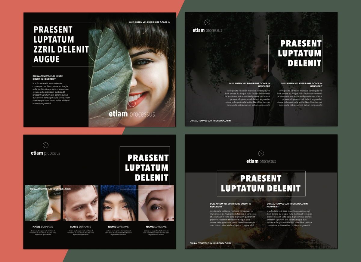 Efficient 02 Keynote Presentation Template, Folie 2, 04572, Präsentationsvorlagen — PoweredTemplate.com