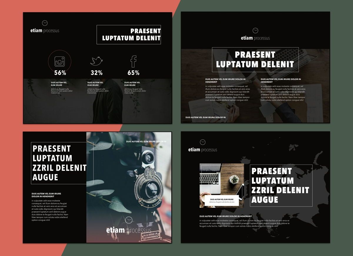 Efficient 02 Keynote Presentation Template, Folie 5, 04572, Präsentationsvorlagen — PoweredTemplate.com