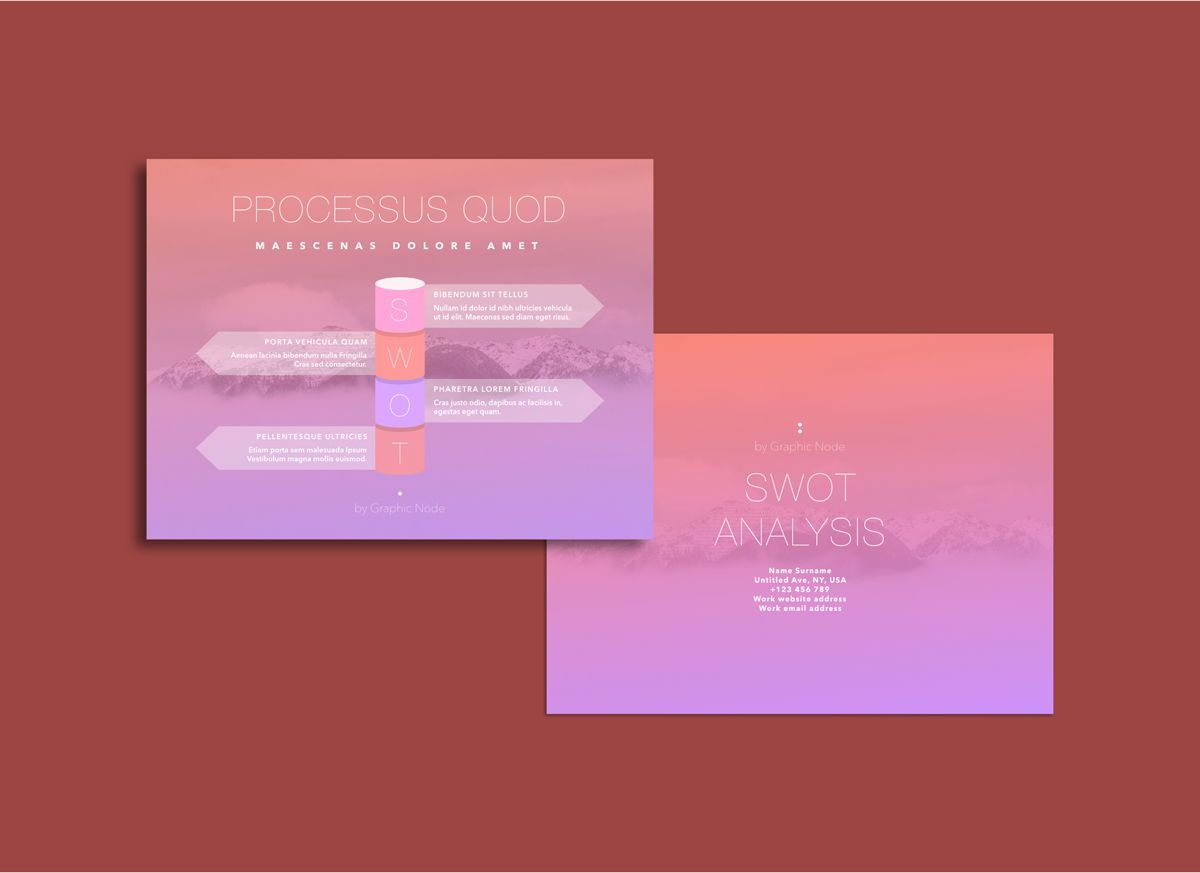 Be Trendy Powerpoint and Google Slides Presentation Template, Folie 5, 04582, Präsentationsvorlagen — PoweredTemplate.com