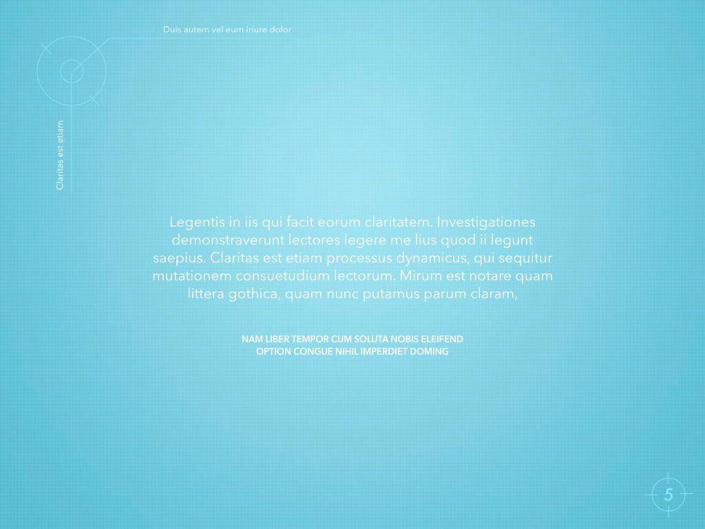 Blue Chip Powerpoint and Google Slides Presentation Template, Folie 5, 04583, Präsentationsvorlagen — PoweredTemplate.com
