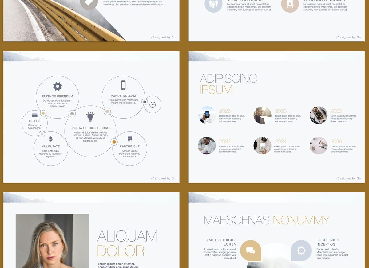 Bold Statement Powerpoint and Google Slides Presentation Template, Slide 2, 04584, Presentation Templates — PoweredTemplate.com