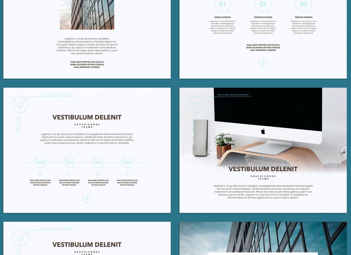 Blue Chip 02 Powerpoint and Google Slides Presentation Template, Folie 5, 04586, Präsentationsvorlagen — PoweredTemplate.com