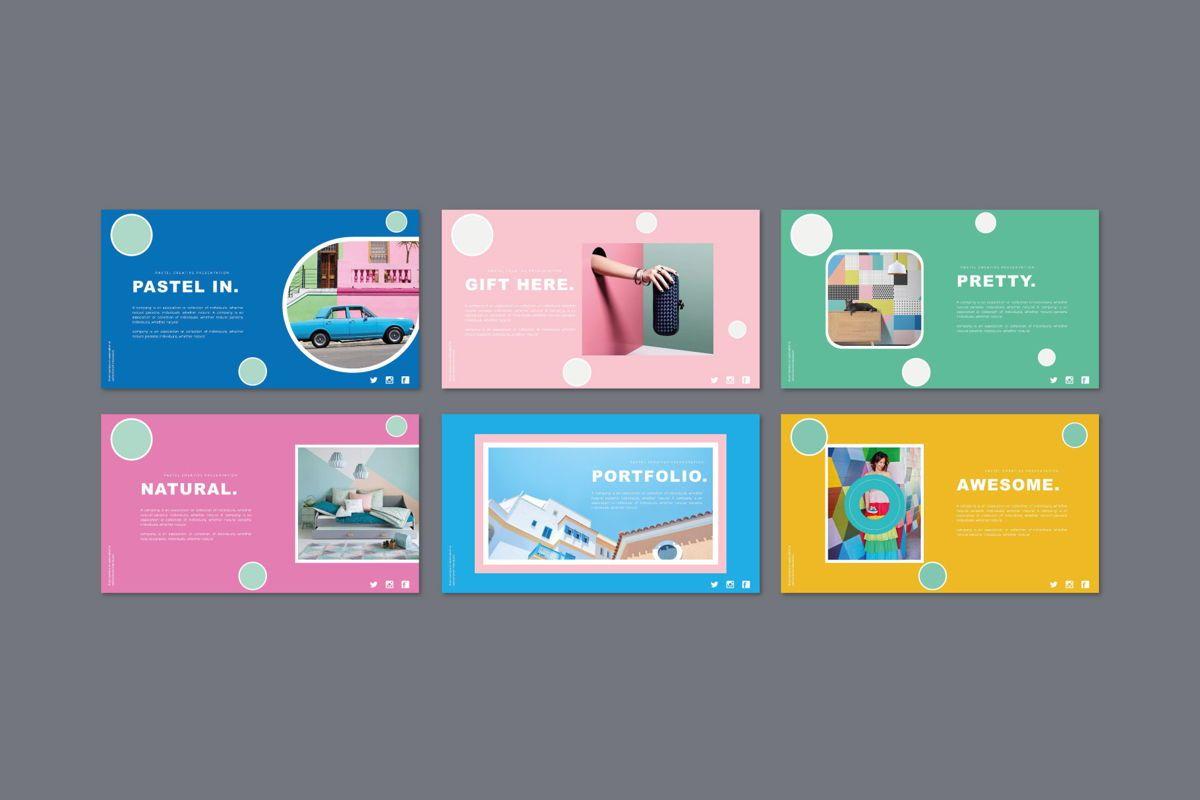 MISYA - PowerPoint Template, Slide 4, 04593, Presentation Templates — PoweredTemplate.com