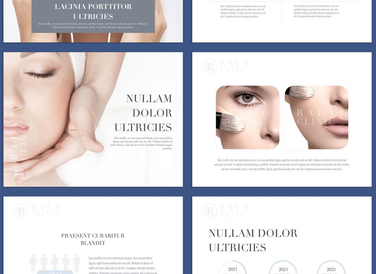 Clinical Powerpoint and Google Slides Presentation Template, Folie 5, 04598, Präsentationsvorlagen — PoweredTemplate.com