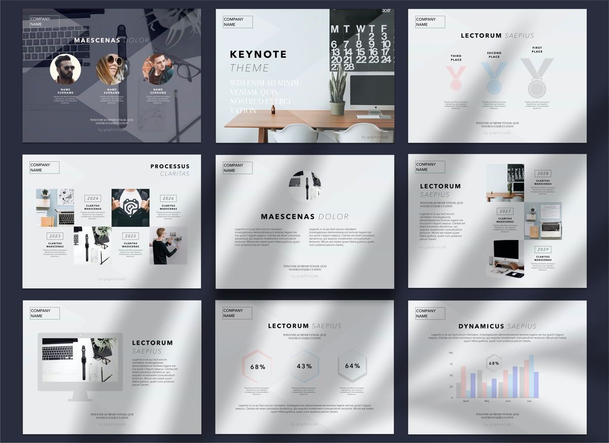 Conference 02 Powerpoint and Google Slides Presentation Template, Folie 5, 04600, Präsentationsvorlagen — PoweredTemplate.com
