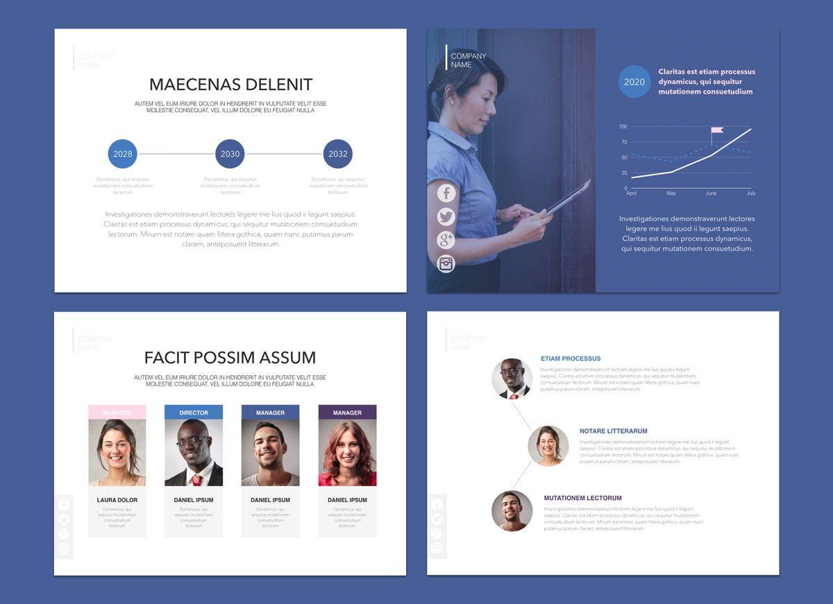 Dark Mist Powerpoint and Google Slides Presentation Template, Folie 3, 04602, Präsentationsvorlagen — PoweredTemplate.com