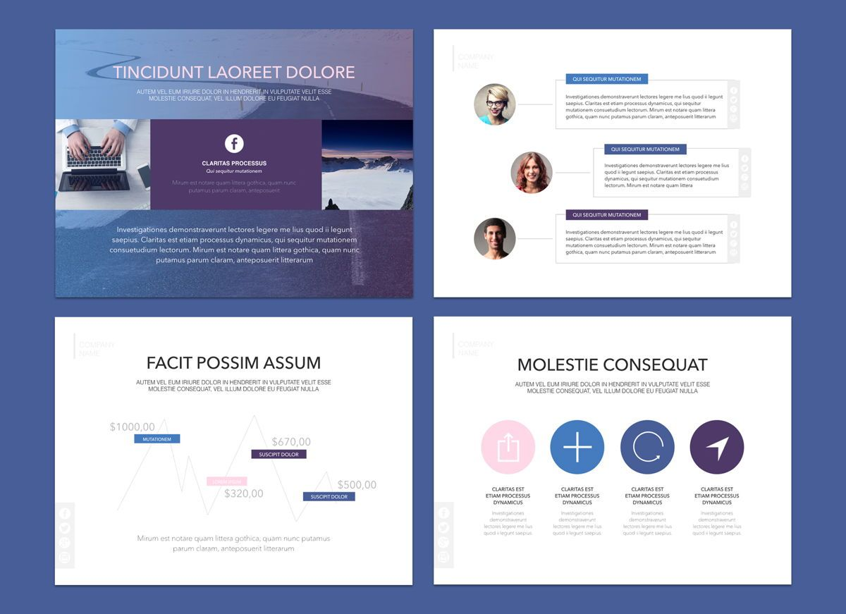 Dark Mist Powerpoint and Google Slides Presentation Template, Folie 6, 04602, Präsentationsvorlagen — PoweredTemplate.com