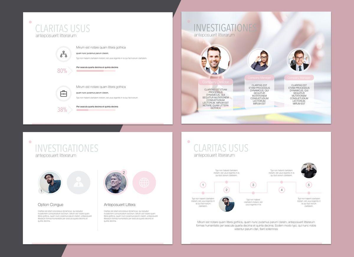 Encouragement Powerpoint and Google Slides Presentation Template, Folie 3, 04606, Präsentationsvorlagen — PoweredTemplate.com