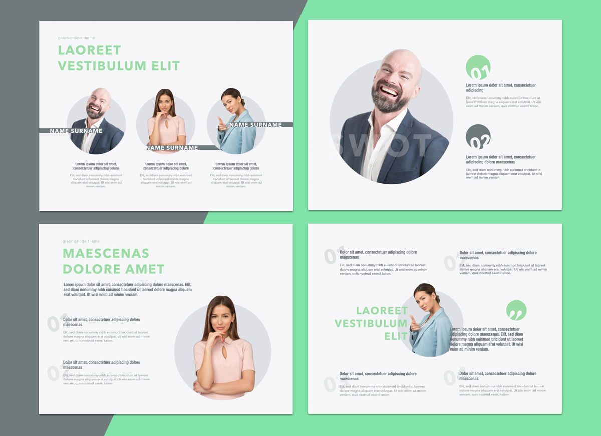 Enlighten Powerpoint and Google Slides Presentation Template, Folie 3, 04607, Präsentationsvorlagen — PoweredTemplate.com