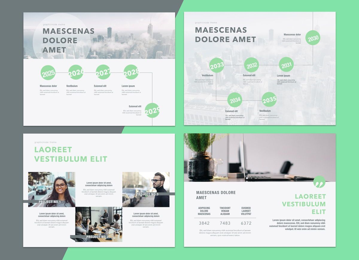 Enlighten Powerpoint and Google Slides Presentation Template, Folie 4, 04607, Präsentationsvorlagen — PoweredTemplate.com
