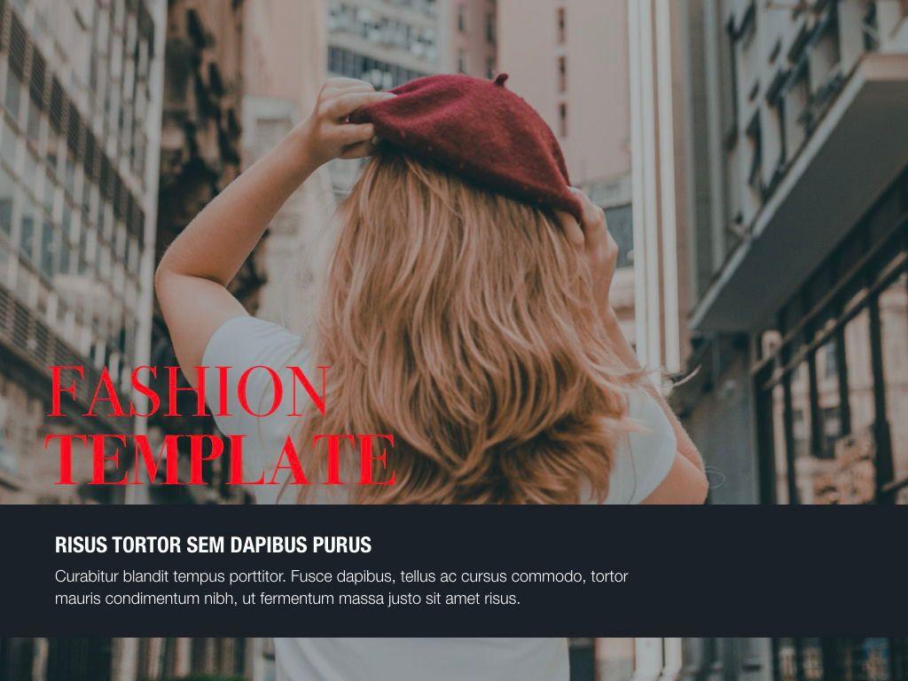 Fashion Tale Powerpoint and Google Slides Presentation Template, Folie 8, 04608, Präsentationsvorlagen — PoweredTemplate.com